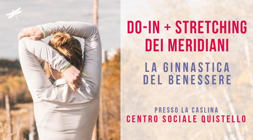 DO-IN e Stretching dei Meridiani